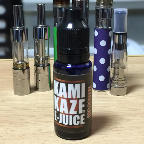 KAMIKAZE E-JUICE ICE COFFEE_01