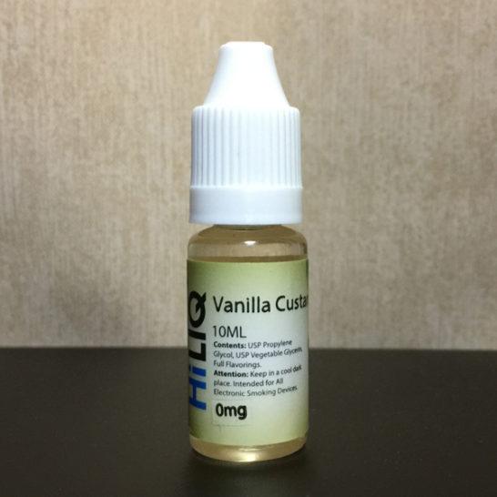 HiLIQ Vanilla Custard