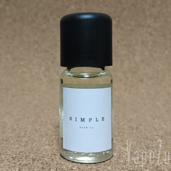 SIMPLE VAPE Co. ONE ELDER FLOWER & PEAR