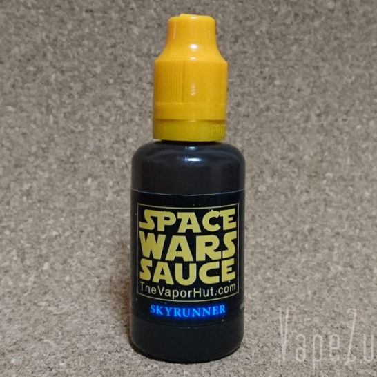 The Vapor Hut SPACEWARS SAUCE SKYRUNNER