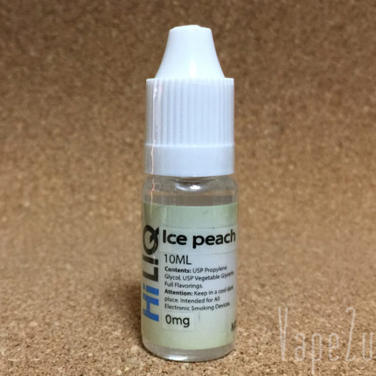 HiLIQ Ice peach