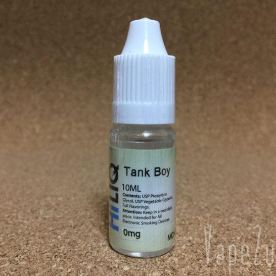 HiLIQ Tank Boy
